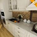 7 días de entrega personalizada cocina modular de diseño de muebles de cocina