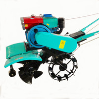Agriculture Equipent 9HP Cheap Power Tiller/Hand Tractor/Garden Cultivator For Sale