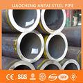 200 mm diámetro de tubo de acero