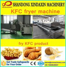 Zhucheng Good quality crispy chicken frying machine for sale