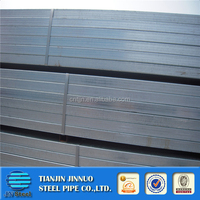 galvanized Seamless square steel tubing