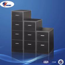 2 3 4 5 a prueba de fuego del cajón de muebles de metal del gabinete de archivo separadores