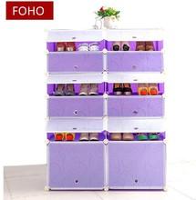 Barato cubos planos free standing canto criativo china gabinete armário de sapatos