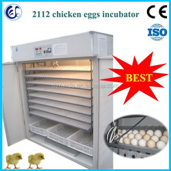 factory supply 2112 automatic egg hatching machine/hatching machine price