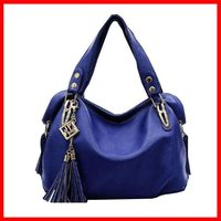 2014 new arrival vintage PU leather bag wholesale manufacturer fashion large tote bag free shippingg