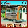 Hot Food Vending Van/Outdoor Kiosk For Food