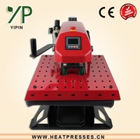lcd controller second hand sublimation heat press machine