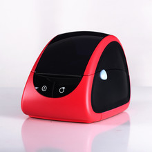 Cute colorful two in one lable and protable mini scanner printer