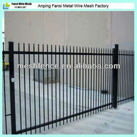 Best price wrought iron fence ornaments