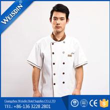 hotel white chef uniform sets
