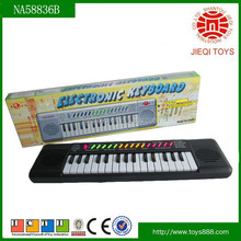 2015 Latest 32keys multi-function electronic organ without battery for child