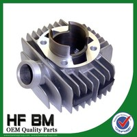 100cc Motorcycle Cylinder Block A100/ Cylinder Parts Piston With Rings Pins