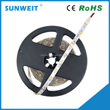 Hottest ce rohs listed ceiling/cabinet/counter flexible smd 2835 led strip for america/european markets