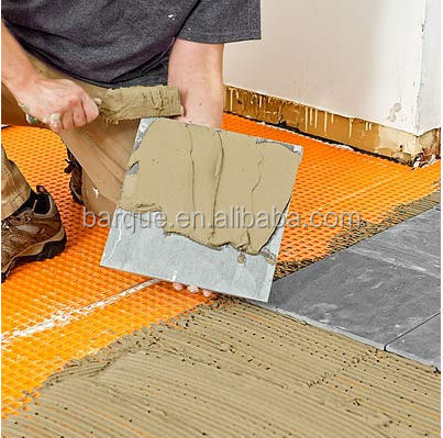 How to lay floor tile