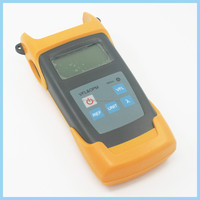 New Model Handheld fiber optic power meter/ fiber optical power meter/fiber power meter with external power supply