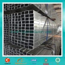 galvanized iron steel /galvanized steel /galvavanized metal tubes