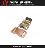 Jinyu metal shackle buckle/mountaineering buckle/metal buckle clip