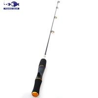 Hot Ice Fishing Rod Carbon Fiber Feeder Rod Carp Fishing Pole Casting Winter Fishing Rod
