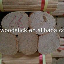 Natural bamboo sticks for agarbatti