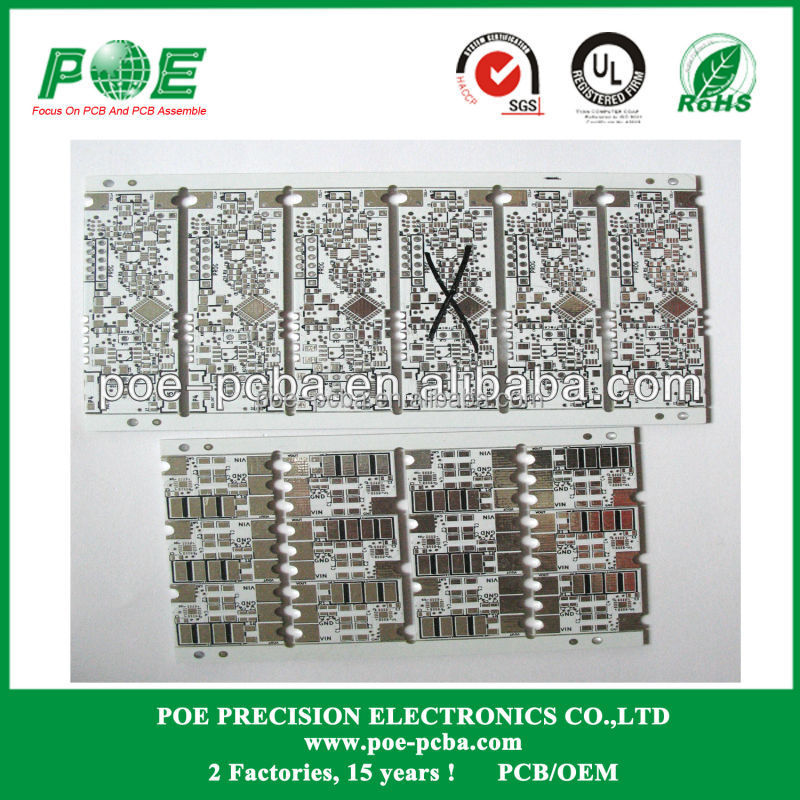 High Power Led Printed Circuit Boards,Smd Led Pcb Board