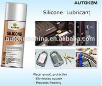 silicone lubricant spray silicone based oil lubricant aerosol spray