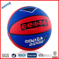 Laminated PVC basketball basket