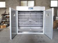 duck incubator hatchery for 1512 duck eggs turkey eggs