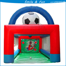 Inflatable football court type Inflatable sport game size 8*4m