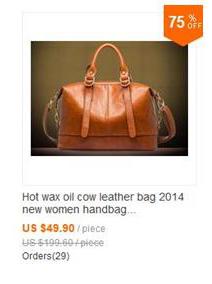 2014 Fashion Printing Shoulder Bag Vintage Women Handbag Luxury Women