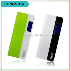 New 10000mAh universal power bank, portable USB battery charger for mobile, PDA