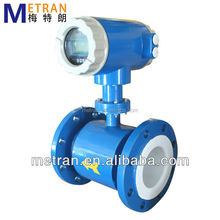 High accuracy modbus water flow meter for waste water