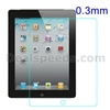 0.3mm Tempered Glass Screen Protector for iPad 2 the New iPad iPad 4