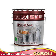 Caboli Water resistance and excellent anti-fouling stone protective finish paint