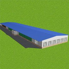 easy for low costCustomized High Flat Pack wall mounted exhaust fan for poultry house with ce