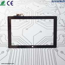 10.1 inch laptop screen OGS touch switch crystal glass panel for industrial touch screen panel pc