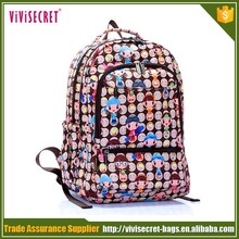 "guangzhou bag manufacturer supply popular slim waterproof 13.3"" laptop backpack"