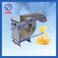 Restaurant Potato Chips Slicing Machine/Electric Potato Chip Slicer/Potato Chips Slicer Machine