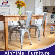 Home furniture sales stackable metal vintage chair