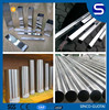 304 316 201 stainless steel Round and square tube for food/decorate
