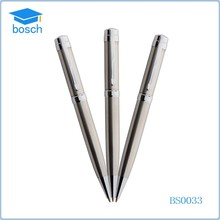 Stainless steel material cheap expensive engraved metal pens for Japan market