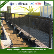 Alibaba express hot sale chain link fence alternative / chain link fence ace hardware (factory)