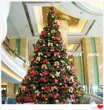 new design outdoor&indoor big christmas tree