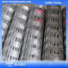 Galvanized Cattle Fence Panel Machine Fence/cattle fence/Grassland Fence Sheep Wire Mesh Fence