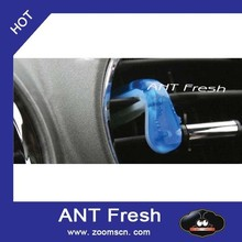 Car Vent Clips Air Freshener and Odor Eliminator, Meadows and Rain Scent