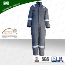 Factory manufacture Oeko-tex 100 EN11611 EN11612 fire resistant winter overall