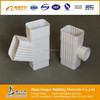 5.2 inch square chinese PVC Gutter &downspout Water System