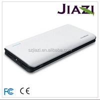 New arrival 10000mah portable power bank charger