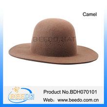 Indian/Nepal army hat wool felt military gurkha hat