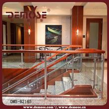 fancy tempered glass balustrades for decoration