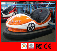 2015 funny kids amusement round electric inflatable bumper car